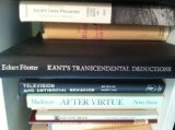 "Portada de KANT'S TRANSCENDENTAL DEDUCTIONS: THE THREE ""CRITIQUES"" AND THE ""OPUS POSTUMUM"" (STANFORD SERIES IN PHILOSOPHY)"