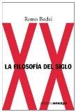Portada de LA FILOSOFIA DEL SIGLO XX