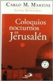 Portada de COLOQUIOS NOCTURNOS EN JERUSALEN