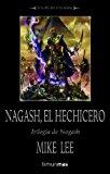 Portada de NAGASH, EL HECHICERO