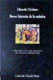 Portada de BREVE HISTORIA DE LA MUSICA