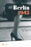 Portada de BERLIN 1945