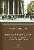 Portada de HISTORIA ECONÓMICA DE LA EUROPA CONTEMPORÁNEA