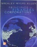 Portada de PRINCIPIOS DE FINANZAS CORPORATIVAS