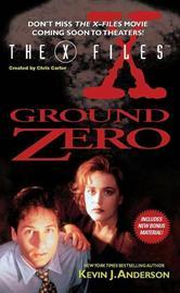 Portada de THE X-FILES: GROUND ZERO