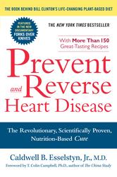 Portada de PREVENT AND REVERSE HEART DISEASE