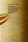 Portada de DISFONÍAS FUNCIONALES, UN PROBLEMA DE LOS PROFESORES Y ALUMNOS