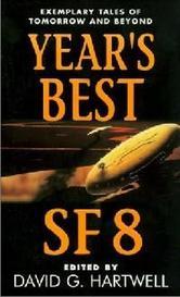 Portada de YEAR'S BEST SF 8