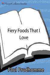 Portada de FIERY FOODS THAT I LOVE