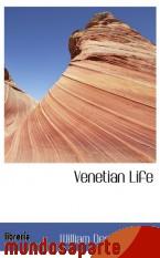 Portada de VENETIAN LIFE