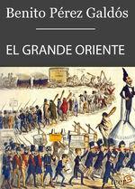 Portada de EL GRANDE ORIENTE