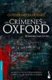 Portada de LOS CRÍMENES DE OXFORD