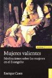 Portada de MUJERES VALIENTES: MEDITACIONES SOBRE LAS MUJERES EN EL EVANGELIO