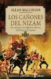 Portada de LOS CAÑONES DEL NIZAN: LAS AVENTURAS DE MATTHEW HERVE, DEL SEXTO DE DRAGONES II