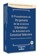 Portada de EL PROCEDIMIENTO DE OTORGAMIENTO DE LAS LICENCIAS