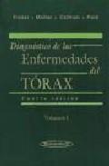 Portada de DIAGNOSTICO DE LAS ENFERMEDADES DEL TORAX