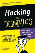 Portada de HACKING FOR DUMMIES