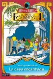 Portada de LA TRIBU DE CAMELOT 5: CARLOTA Y LA CASA ENCANTADA