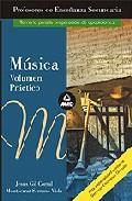 Portada de MUSICA, ESPECIFICO PARA PROFESORES DE EDUCACION SECUNDARIA. PRUEBA PRACTICA