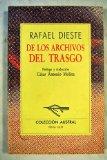 Portada de DE LOS ARCHIVOS DEL TRASGO