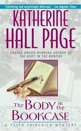 Portada de BODY IN THE BOOKCASE