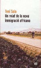 Portada de UN RELAT DE LA NOVA IMMIGRACIÓ AFRICANA (EBOOK)