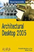Portada de ARCHITECTURAL DESKTOP 2005