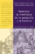 Portada de REPENSAR LA ENSEÑANZA DE LA GEOGRAFIA Y LA HISTORIA: UNA MIRADA DESDE EL GENERO