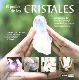 Portada de EL PODER DE LOS CRISTALES: GUIA PRACTICA DE TERAPIA VIBRACIONAL