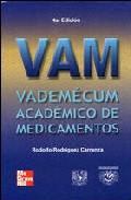 Portada de VADEMECUM ACADEMICO DEL MEDICAMENTO