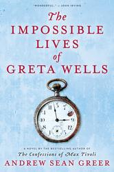 Portada de THE IMPOSSIBLE LIVES OF GRETA WELLS