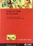 Portada de EL PISO DE ABAJO DE LA ESCUELA: LOS AFECTOS Y LAS EMOCIONES EN ELDIA A DIA DE LA ESCUELA INFANTIL