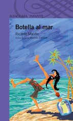 Portada de BOTELLA AL MAR (EBOOK)