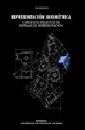 Portada de REPRESENTACION GEOMETRICA: EJERCICIOS RESUELTOS DE SISTEMAS DE REPRESENTACION