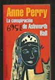 Portada de LA CONSPIRACIÓN DE ASHWORTH HALL