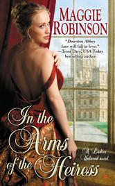 Portada de IN THE ARMS OF THE HEIRESS
