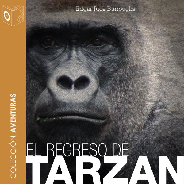Portada de EL REGRESO DE TARZÁN