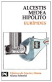 Portada de ALCESTIS; MEDEA; HIPOLITO