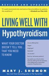 Portada de LIVING WELL WITH HYPOTHYROIDISM