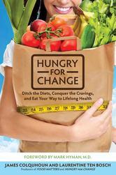 Portada de HUNGRY FOR CHANGE