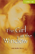 Portada de THE GIRL AT THE WINDOW
