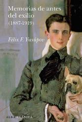 Portada de MEMORIAS DE ANTES DEL EXILIO (1887-1919) - EBOOK