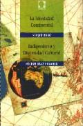 Portada de LA IDENTIDAD CONTINENTAL: INDIGENISMO Y DIVERSIDAD CULTURAL