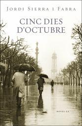 Portada de CINC DIES DOCTUBRE (EBOOK)
