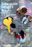 Portada de EDUCACION INFANTIL: RESPUESTA EDUCATIVA A LA DIVERSIDAD
