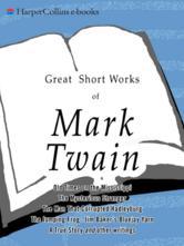 Portada de GREAT SHORT WORKS OF MARK TWAIN