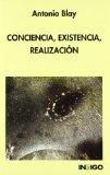 Portada de CONCIENCIA, EXISTENCIA, REALIZACION: LECCIONES Y DIALOGOS