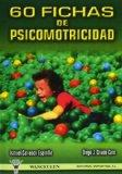 Portada de 60 FICHAS DE PSICOMOTRICIDAD