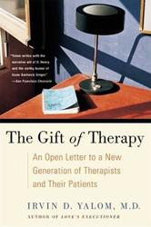 Portada de THE GIFT OF THERAPY