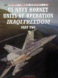 Portada de US NAVY HORNET UNITS OF OPERATION IRAQI FREEDOM